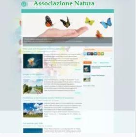 creazione blog associazione