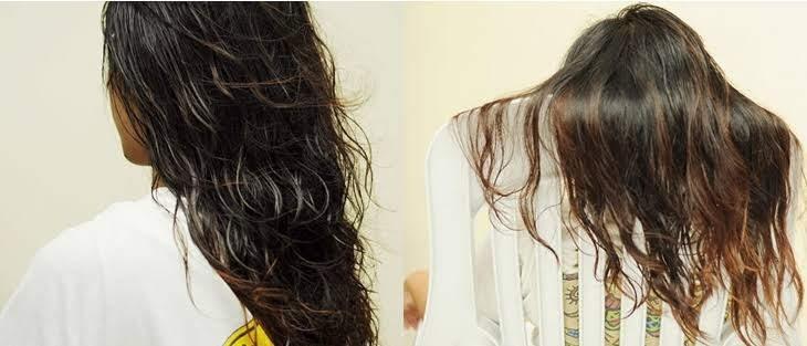 canela clareia o cabelo?