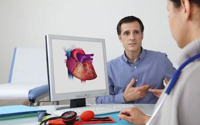 Istri Cerewet dan Pemarah Bisa Membuat Suami Rentan Kena Serangan Jantung