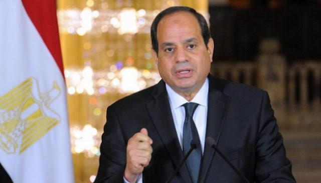 السيسي :  الخليج العربي يواجه تهديدات خطيرة  ولن نتسامح  (بالفيديو)