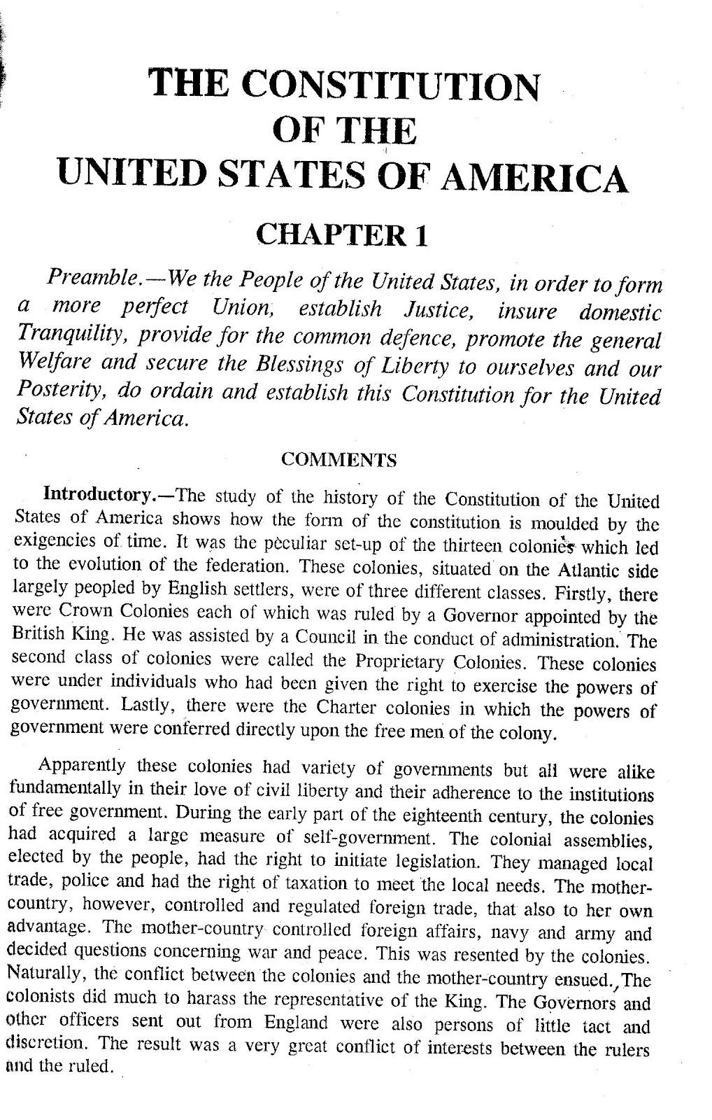 Constitutional law llb