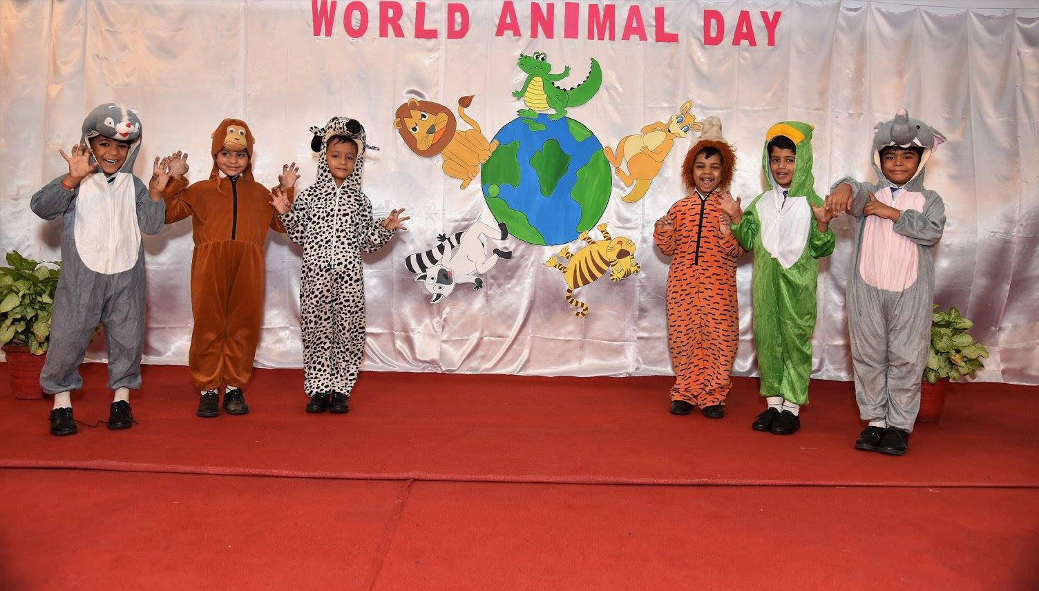 World Animal Day Wishes Pics