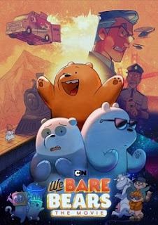 We Bare Bears The Movie 2020