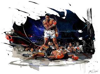 Muhammad Ali lessons