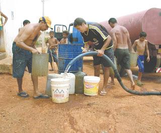 Em 6 meses, Prefeitura de Picuí garante abastecimento da zona urbana através de 1.314 pipas d'água