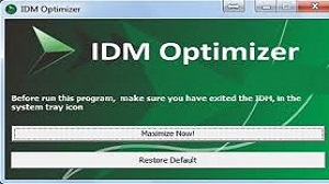 Cara Mempercepat Donwload IDM