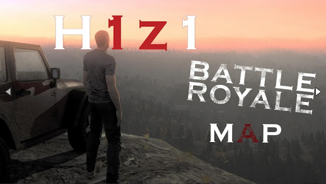 H1Z1 Battel Royale
