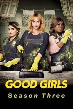 Good Girls 3ª Temporada Torrent – WEB-DL 720p/1080p Dual Áudio