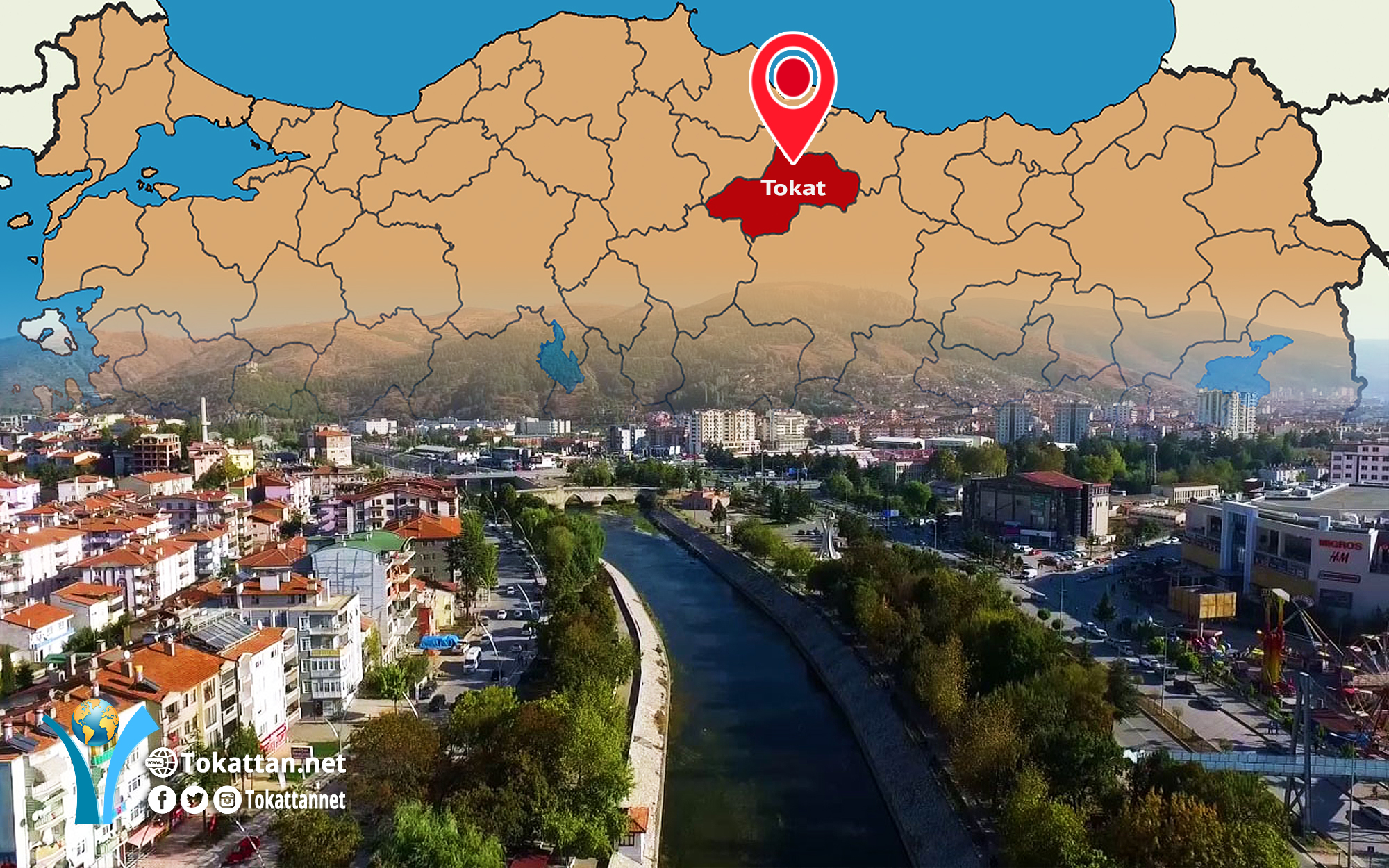 Tokattan.net   2007'den 2020'ye Türkiye'deki Tokat'lılar