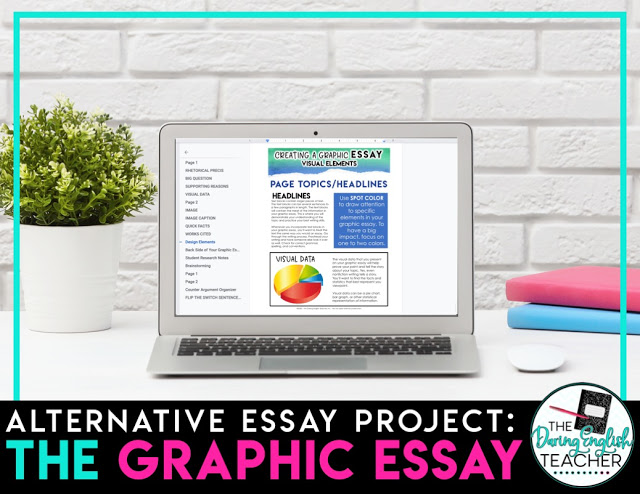Essay writing ideas for the secondary ELA classroom