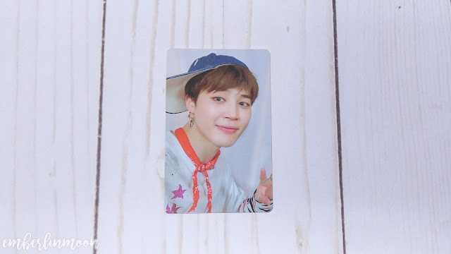 BTS 5th Muster DVD | Photocard