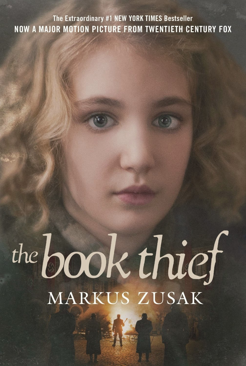 sharon s love of books the book thief by markus zusak the book the book thief by markus zusak the book to movie now available on blu ray and dvd