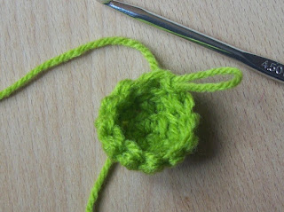 Crochet keychain - Portachiavi all'uncinetto