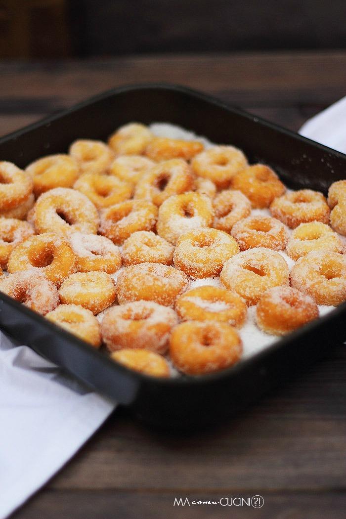 ciambelline di patate