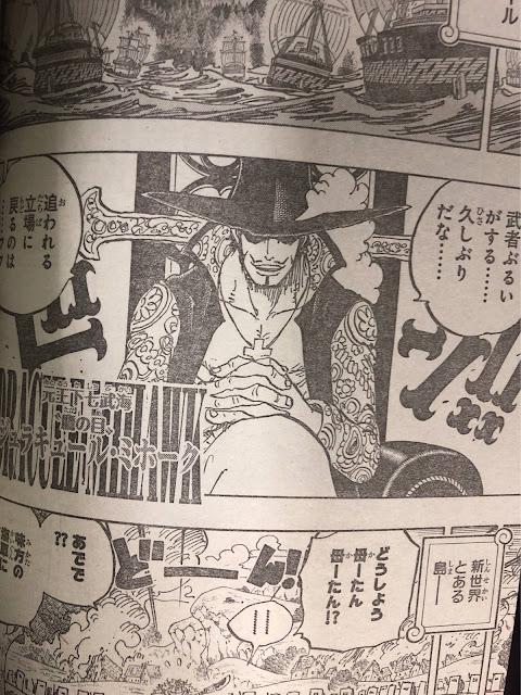 One Piece Manga Chapter 956 Spoilers