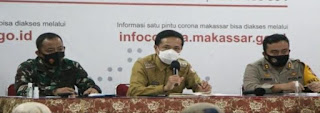 Pemkot Makassar Perpanjang dan Perketat Pembatasan Aktivitas Sesusi Perwali No 36