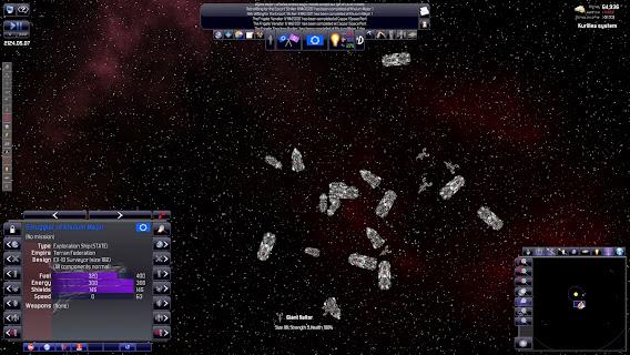 Distant Worlds: Universe ScreenShot
