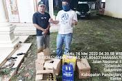 Jaga Kamtibmas di Bulan Ramadhan, Satreskrim Polres Pandeglang Berhasil Amankan 64 Dus Miras Berbagai Merk