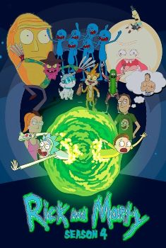 Rick and Morty 4ª Temporada Torrent – WEB-DL 720p/1080p Dual Áudio