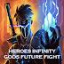 تحميل لعبة Heroes Infinity Gods Future Fight للأندرويد