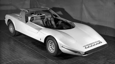 Uçuk kaçık bir Alfa Romeo