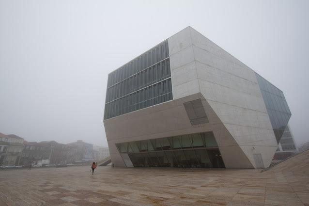 Palacio da Musica-Porto