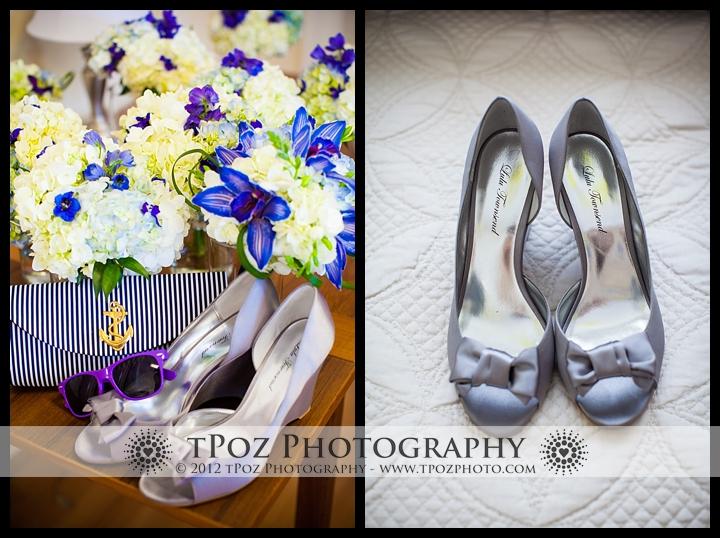 My Flower Box Events Port Annapolis Marina Wedding