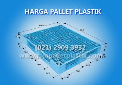 Harga Pallet Plastik 2016