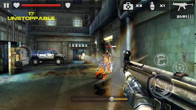 DEAD TARGET: Zombie v2.2.0 Apk Mod [Dinero]