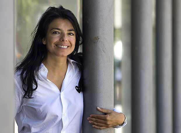 Alicia Framis presenta una exposición en Pontevedra contra la violencia de género