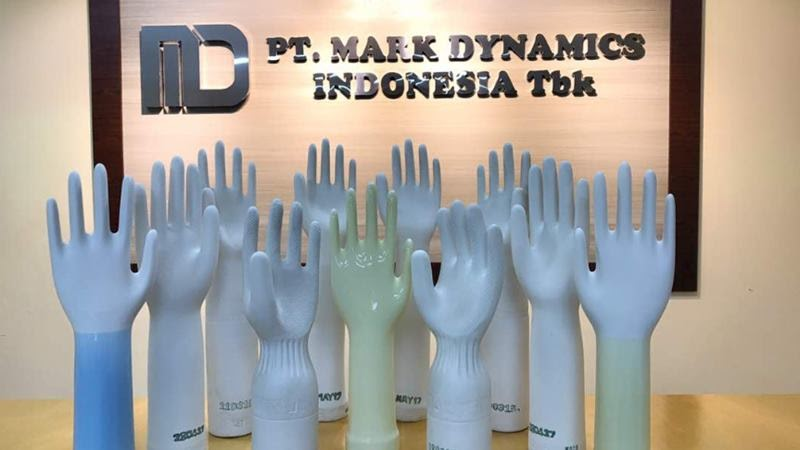 MARK PT Mark Dynamics Indonesia Tbk Bangun Pabrik Baru