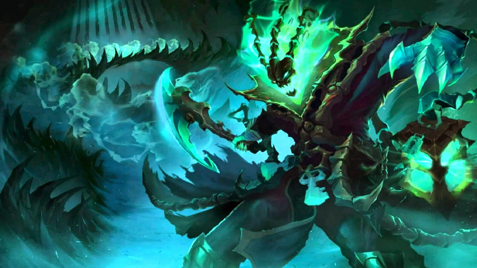 League Of Legends: Kayn's Story Is Big On Edge, Not So Much On The Darkin