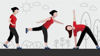 Pemulihan Kesehatan Selama Olahraga
