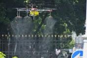 Jabar Akan Bagikan Drone Disinfectant Ke 27 Kab/Kota, Upaya Cegah Penyebaran Covid-19