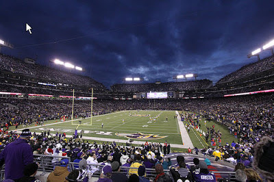 Baltimore Ravens Luxury Suites For Sale, Single Game Rentals