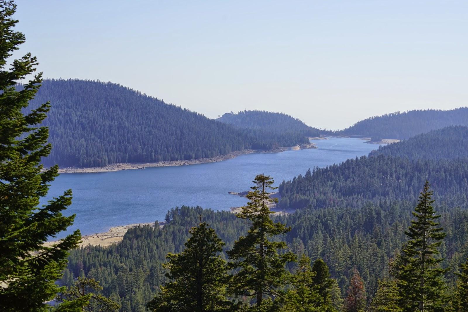 Mid Sierra Musings White Bark Vista Near Huntington Lake California
