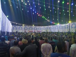 مؤتمر مفيد راجح يرسل رسالة رعب وخوف وصدمة  إلى خصومة لإنتخابات الدائرة الاولي بكفر الشيخ