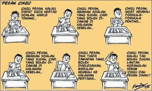Pesan Cikgu