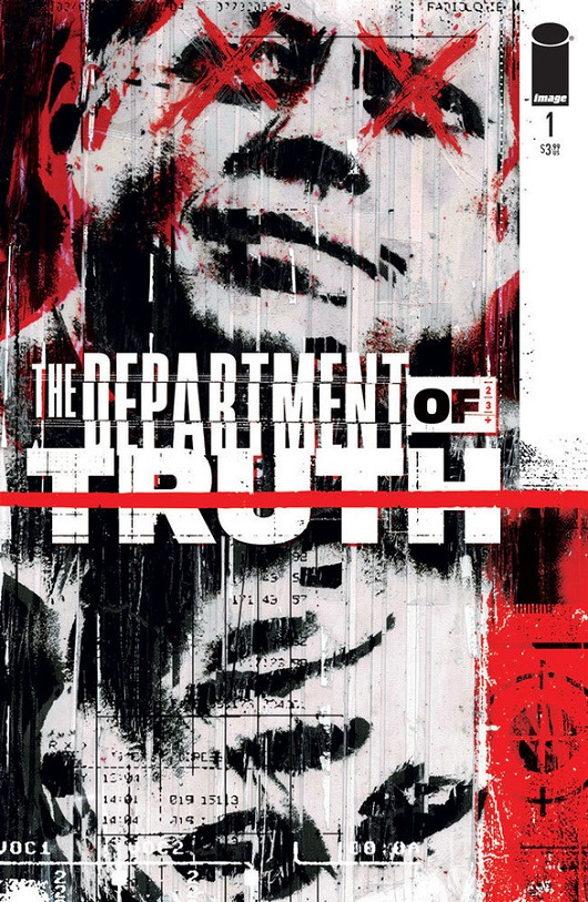 Cover of The Department Of Truth #1