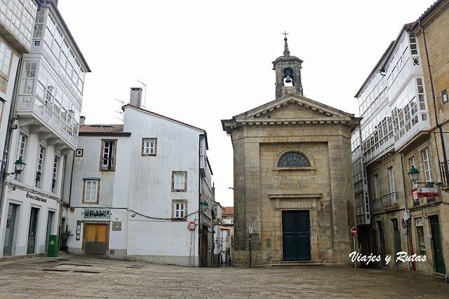 Iglesia de san Bieito, Santiago de Compostela