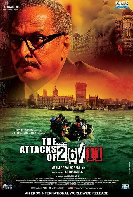 The Attacks of 26/11 (2013) Hindi HD Movie 480p 720p