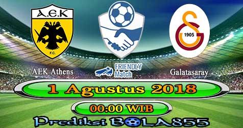 Prediksi Bola855 AEK Athens vs Galatasaray 1 Agustus 2018
