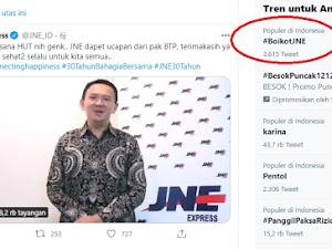 Heboh! #BoikotJNE Populer di Twitter, Apa Masalahnya?