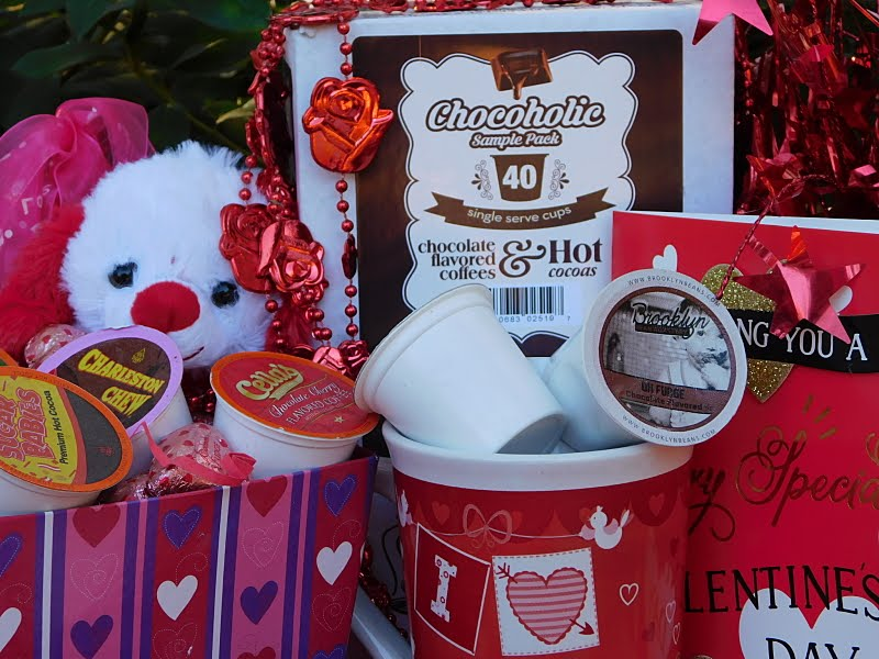 Chocoholics Coffee Valentine's Giveaway