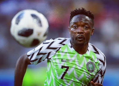 Nigeria: Galatasaray Prepares To Sign Ahmed Musa