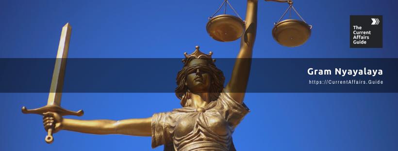 Gram Nyayalaya for Both Civil and Criminal Court