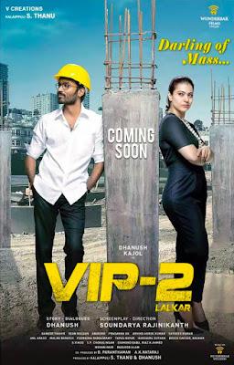 Vip 2 Lalkar 2018 Hindi Dubbed 720p WEBRip 800mb x264