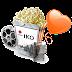 2 bilety do kina za doładowanie telefonu przez IKO (PKO BP i Inteligo)