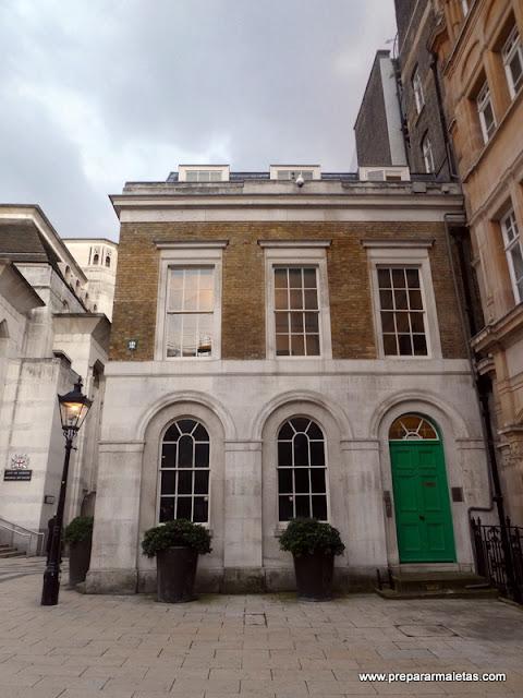 lugares poco visitados de Londres