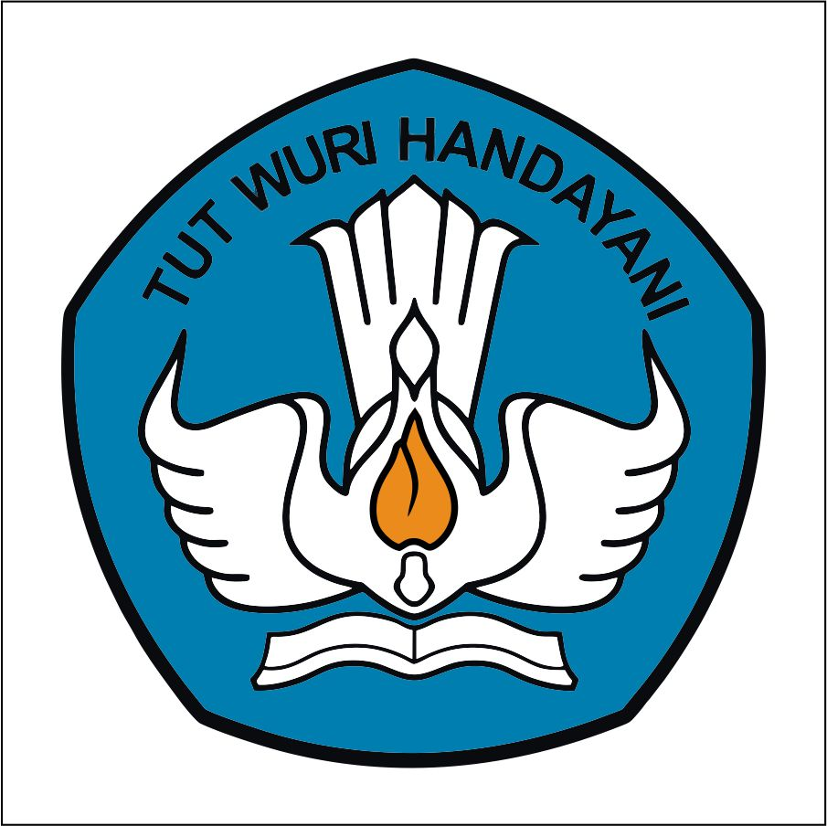 Logo tutwuri handayani format cdr